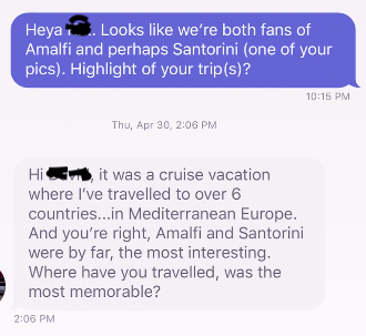 Best online dating first message opener (that gets her to respond) 1