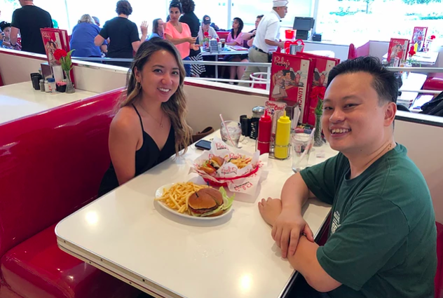 William Hung shares his successful dating journey