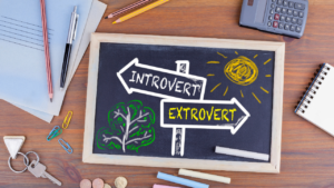 Do girls like introverts? 3